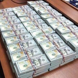 Counterfeit dollar bills for sale