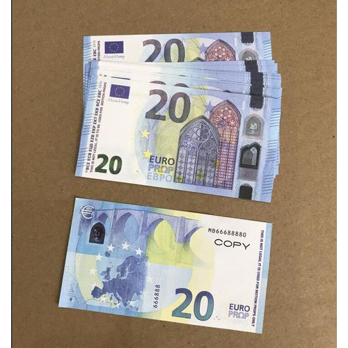Fake euros for sale