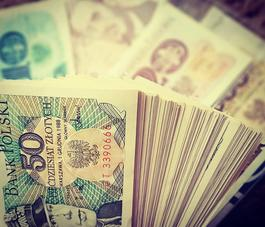 Buy fake Polish Zloty currency online